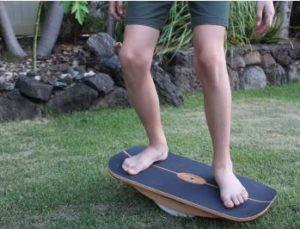 The Balance Surfer