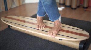 Ebb & Flo Goofboard Surfing Balance Board