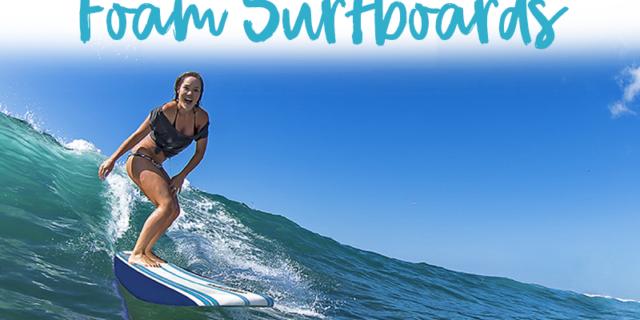 Best Foam Surfboard