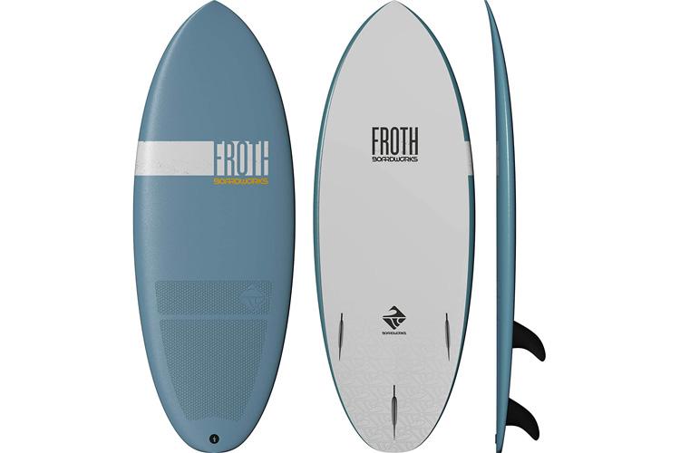 Boardworks 5 Froth Shortboard