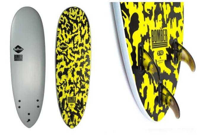 Bomber Softech Surfboard