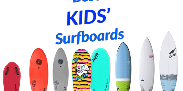 Kids Surfobards Review