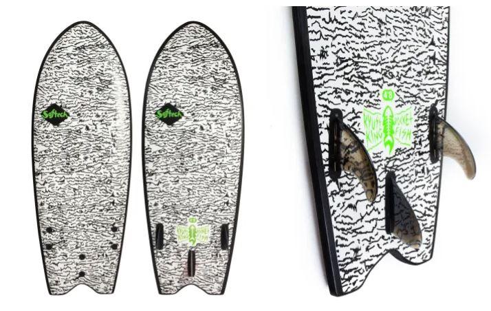Kyuss King Fish Softech Surfboard