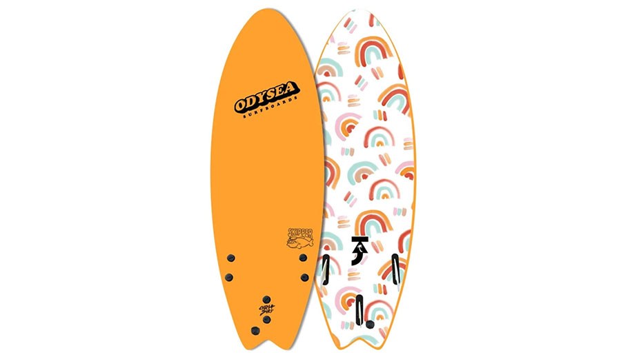 Odysea Catch Surf Skipper Thruster Taj Pro