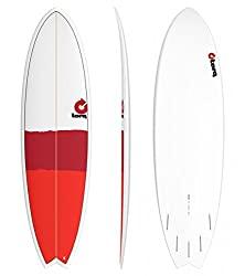 Torq Surfboard Epoxy TEC Hybrid 64