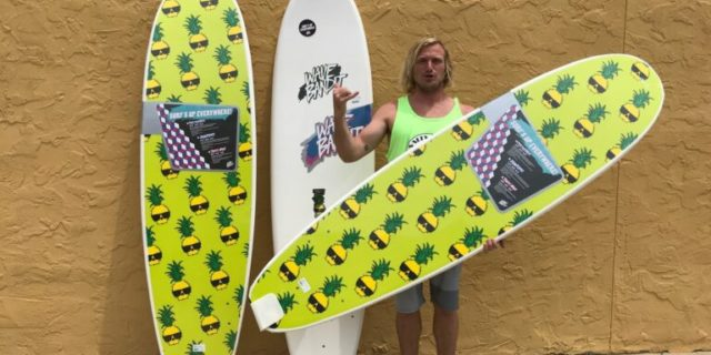 Wave Bandit Surfboards Review