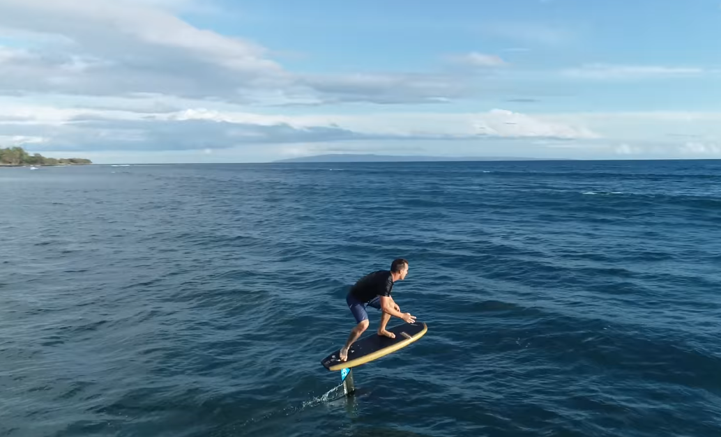 FAQ Foil Surfboard