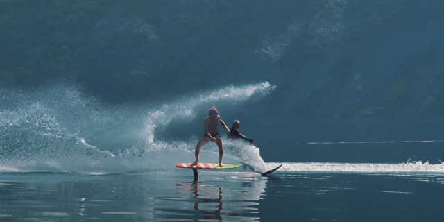 Foil Surfboard Review