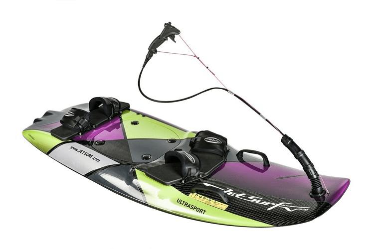 Jetsurf Sport Electric Surfboard